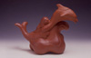 Sculptural Teapots by Richard Swanson: Mermaid & Dolphin